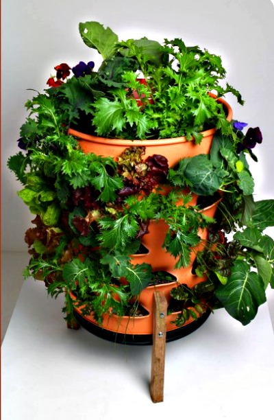Garden Tower Vertical Container Garden