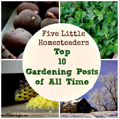 Top 10 Gardening Posts