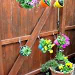 Urban Garden – Do It Yourself Fence Planter