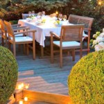 How to Choose Lighting for a Small Garden