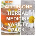 Medicinal Herb Variety Seed Pack – 15 Different Medicinal Herbs